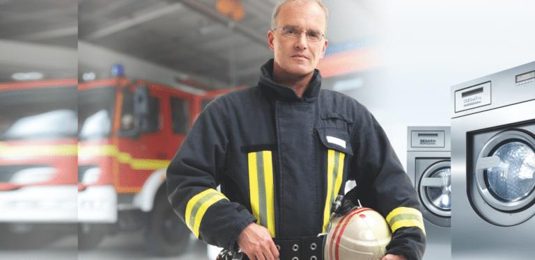 Zdrowie i bezpieczeństwo strażaków