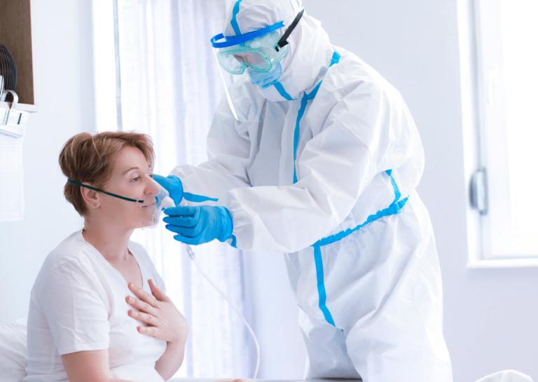 Bezpieczeństwo dróg oddechowych medyka w dobie COVID-19
