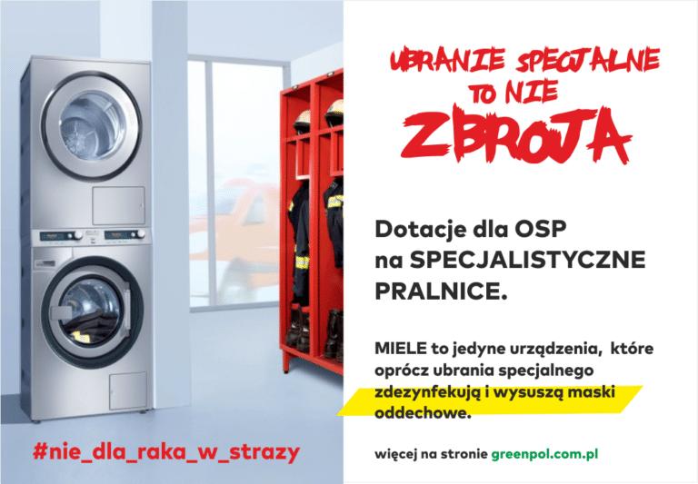 Ponad 5 mln zł dla małopolskich Ochotniczych Straży Pożarnych