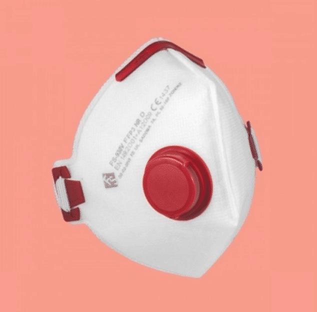 Półmaska filtrująca FS-930V FFP3