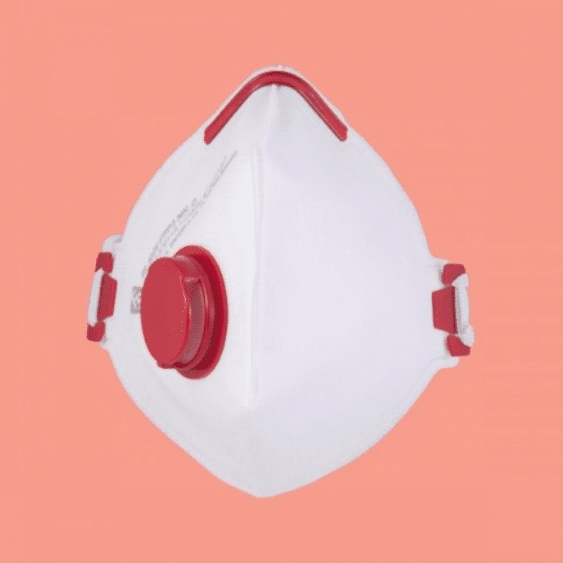 Półmaska filtrująca FS-930V FFP3 - max_1