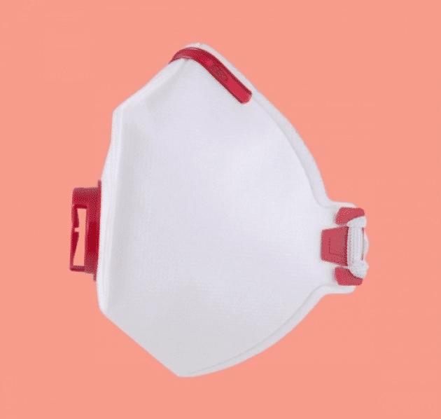 Półmaska filtrująca FS-930V FFP3 - max_2