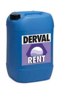 DERVAL RENT płynny środek piorący