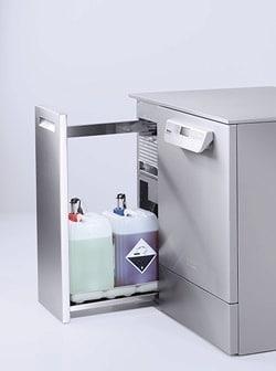 Myjnia-dezynfektor z agregatem suszącym i szafką 8582 PG CD