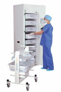 Szafa DSC8000 do suszenia i przechowywania endoskopów